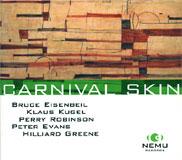 Carnival Skin CD $15.00