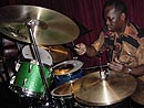 onpoint drummer Andrew Cyrille