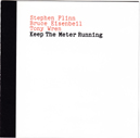 Keep   the meter running, Jazz music CD by Bruce Eisenbeil